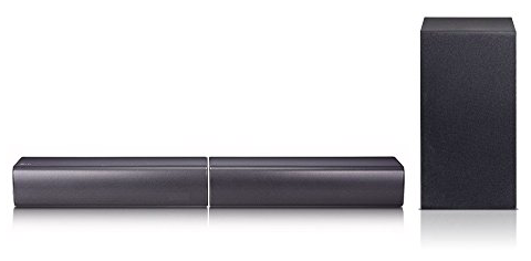 LG SJ7 Soundbar (320W, kabelloser Subwoofer, Bluetooth) für 203,95€ (statt 270€)