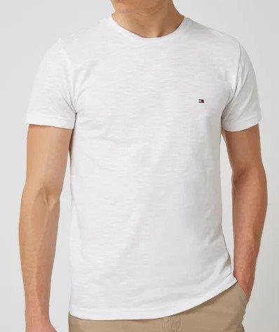 Tommy Hilfiger Herren T-Shirt aus Bio-Baumwolle für 20,99€ (statt 25€)