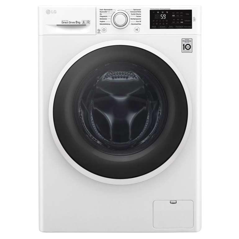 LG F14WM8EN0 8kg Waschmaschine mit A+++ für 333€ (statt 429€)