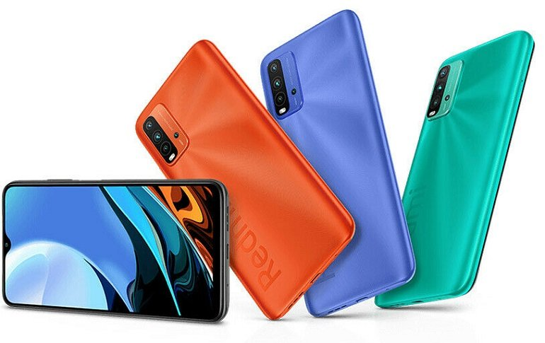 Xiaomi Redmi 9T - 6,53 Zoll Smartphone 2
