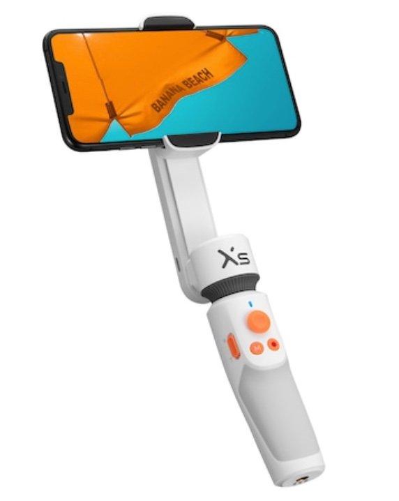 Zhiyun Smooth XS Smartphone Gimbal / Selfie Stick für 46,59€ inkl. Versand (statt 60€)