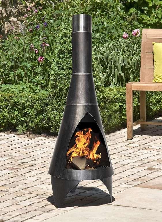 """Buschbeck Feuerstelle """"Colorado 125"""" (H: 45/125 cm) für 97,99€ inkl. Versand (statt 115€)"""