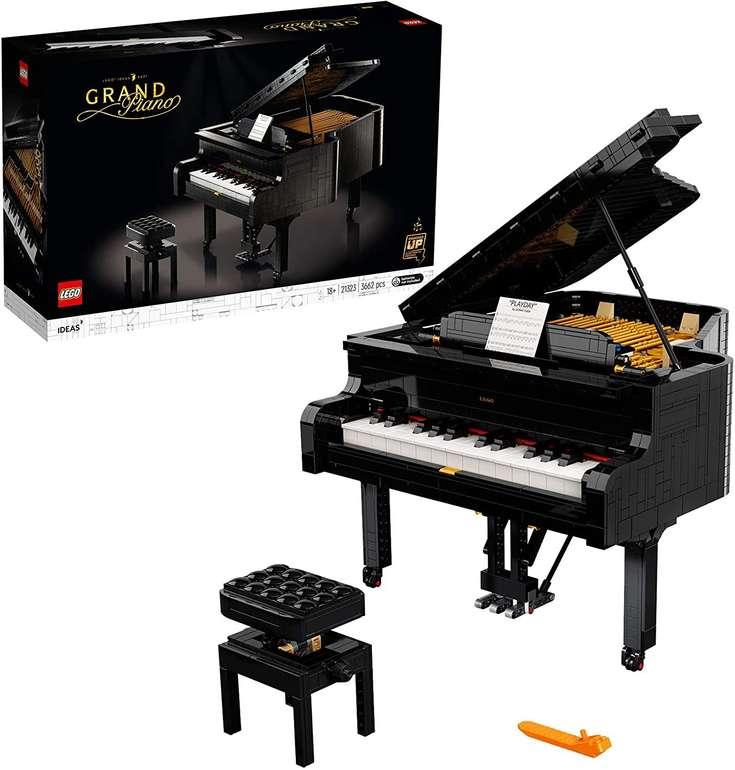 LEGO Ideas 21323- Konzertflügel für 268,91€ (statt 311€)