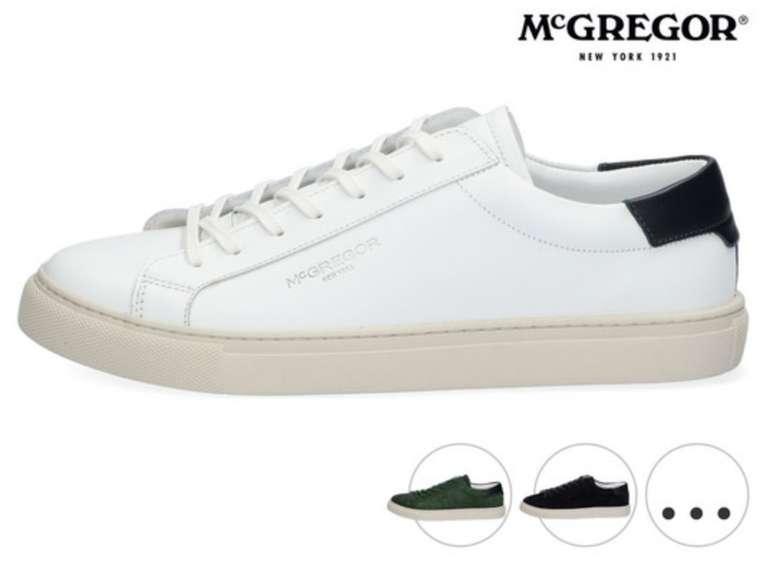McGregor 250 Herren Leder Sneaker (versch. Farben) für je 45,90€ inkl. Versand (statt 100€)