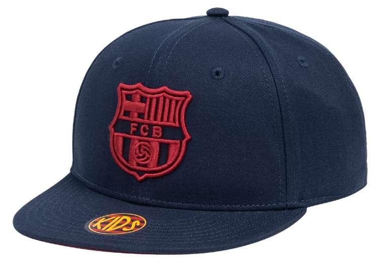 FC Barcelona Club Color Cap Kinder Kappe für 4,99€ zzgl. Versand (statt 15€)