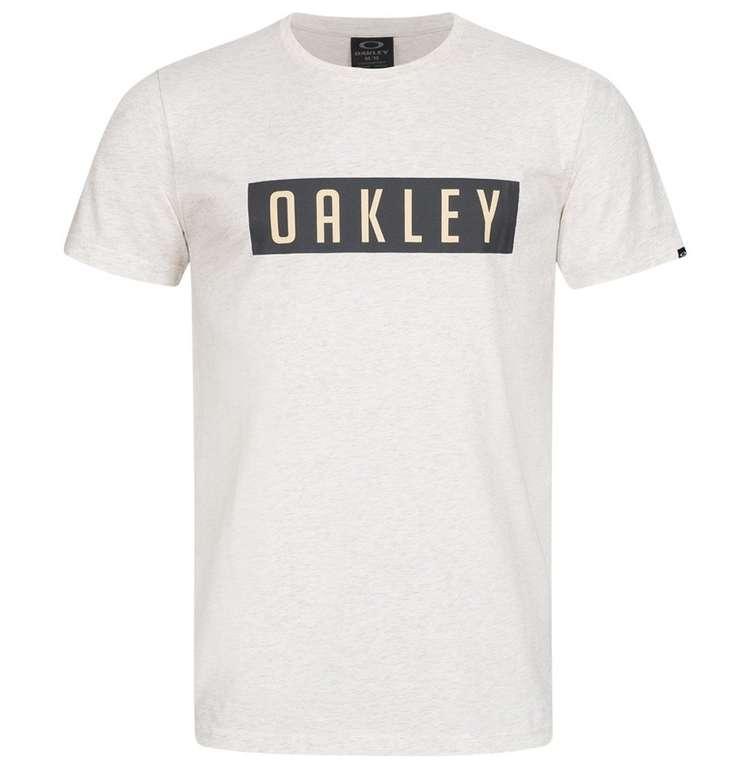Oakley Stack Herren T-Shirt in 2 Farben für je 17,94€ (statt 25€)