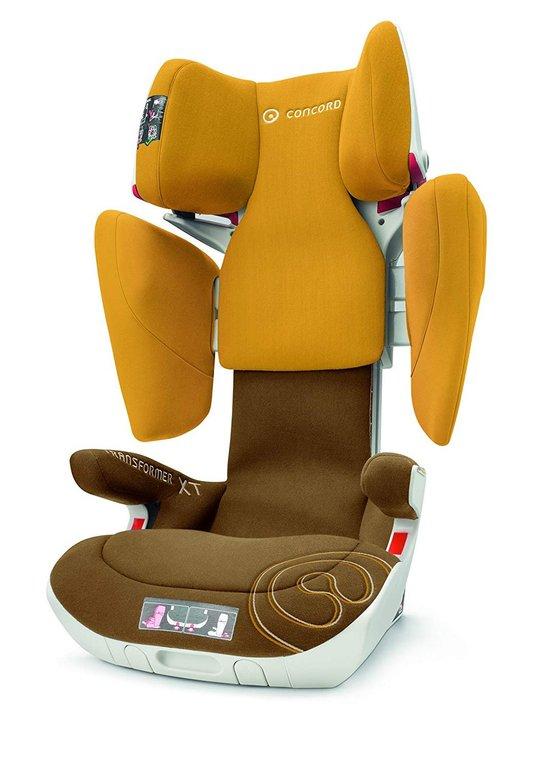 Concord Kinderautositz Transformer XT Gruppe 2 / 3 15-36 kg in Sweet Curry für 88€ inkl. VSK