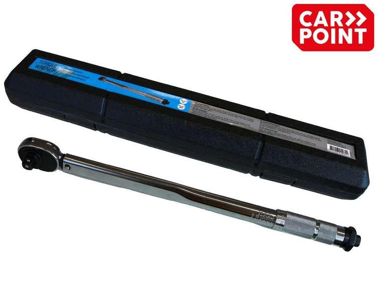 Carpoint Drehmomentschlüssel 40–210 Nm mit Quick-Release für 25,90€