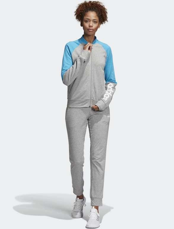 "Adidas Damen Sportanzug ""New Co Mark"" für 44,78€ inkl. Versand (statt 61€)"