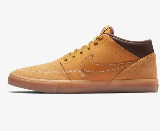 Nike SB Sneaker Solarsoft Portmore für 35,96€ inklusive Versand (statt 53€)