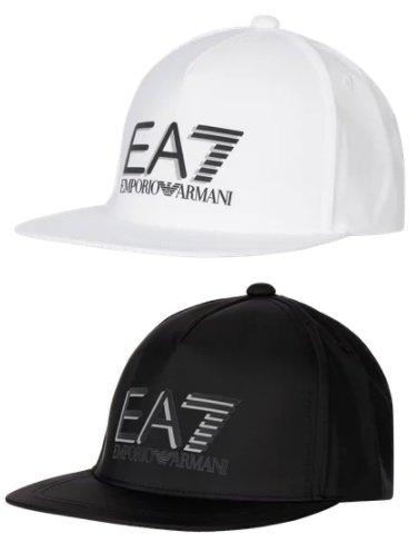 Ea7 Emporio Armani Basecap mit Logo-Print in zwei Farben für je 34,99€ inkl. Versand (statt 42€)