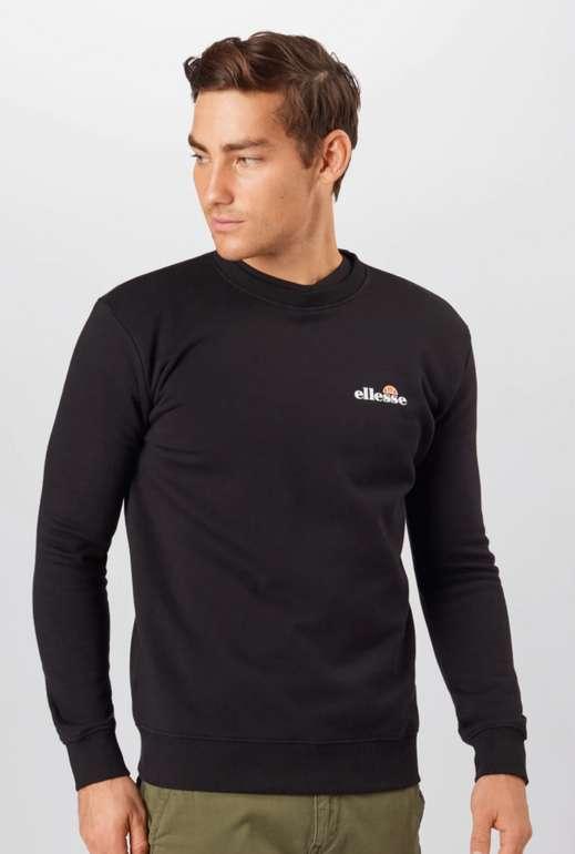 Ellesse Herren Sportsweatshirt Arvello in schwarz für 17,94€ inkl. Versand (statt 44€)