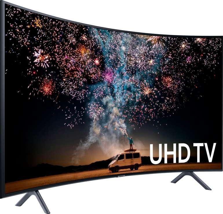 "Samsung UE49RU7379 49"" Curved-LED-Fernseher (4K, Smart TV, WLAN, Bluetooth, 3x HDMI) je 420,95€ inkl. Versand"