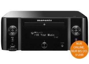 Saturn Late Night Shopping mit Marantz M-CR611 Netzwerk-Receiver für 349€