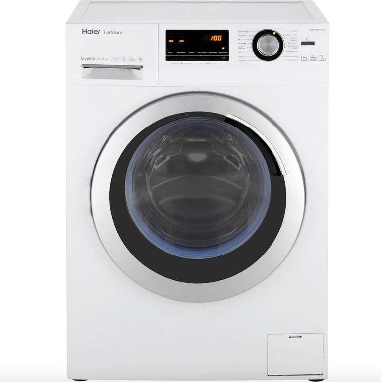 Haier HW80-BP14636 8kg Waschmaschine für 299€ inkl. Versand (statt 365€)