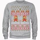Nintendo Super Mario Ho Ho Ho It's A Me Weihnachtspullover für 19,99€