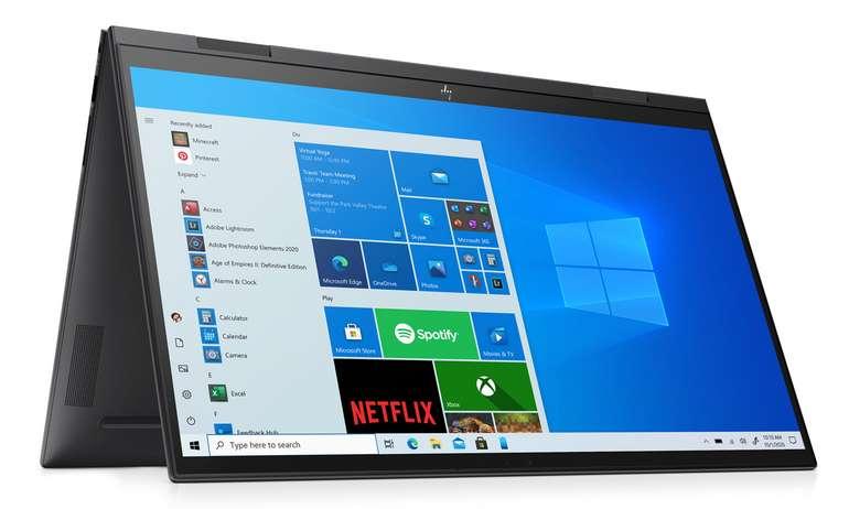 HP Envy x360 15-eu0178ng mit 15 Zoll (IPS Touch, 16GB RAM, 1TB SSD) für 906,85€ inkl. Versand