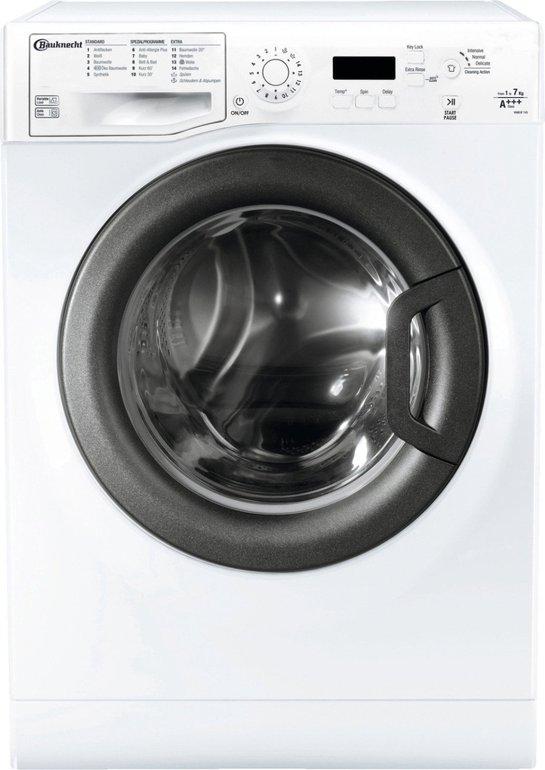 Bauknecht FWM 7F4 - 7kg Waschmaschine für 299€ inkl. Versand (statt 344€)