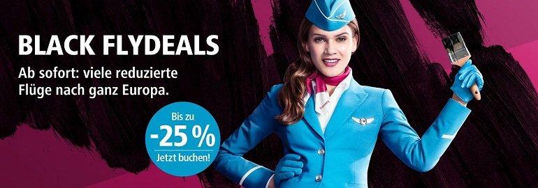 Eurowings Black Flyday
