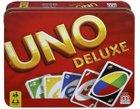 Kartenspiel: Uno Deluxe Jubiläums Box für 9,99€ inkl. Versand (statt 18€) - Thalia Club!