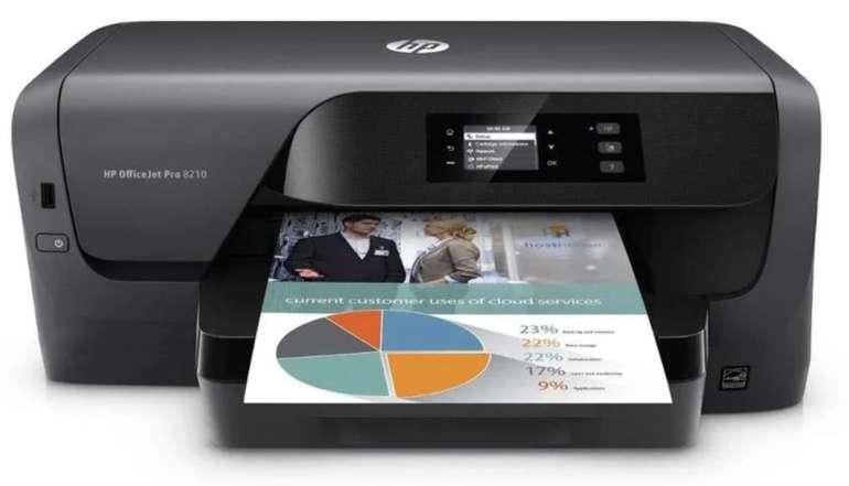 Office-Partner: 15% Extra Rabatt auf B-Ware - z.B. HP OfficeJet Pro 8210 Tintenstrahldrucker für 33,82€ (statt 109€)