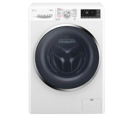 LG FTW9ATS2 - 9kg Waschmaschine für 359€ inkl. Versand (statt 549€)