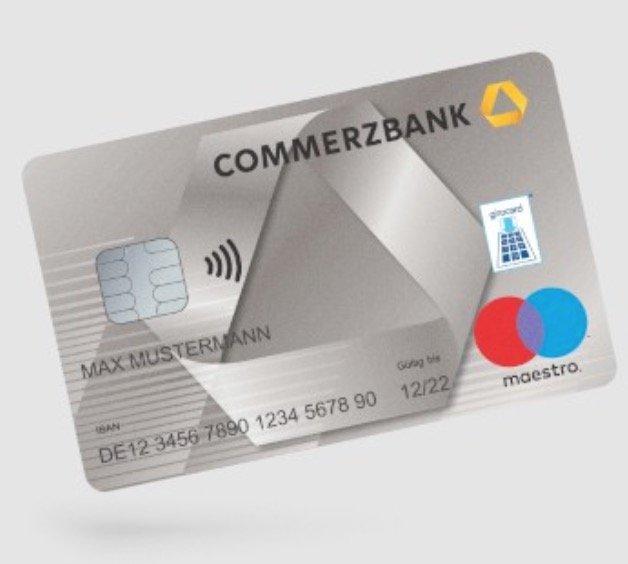 50€ Startguthaben für die Eröffnung des kostenlosen Commerzbank Girokontos + 100€ Weiterempfehlung