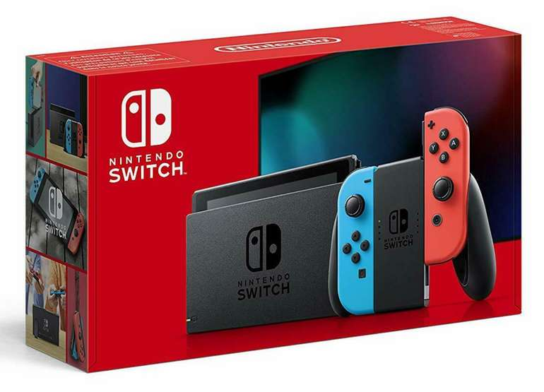 eBay: 10% Extra Rabatt auf Technik für Zuhause - z.B. Nintendo Switch Konsole V2 für 319,50€ (statt 335€)