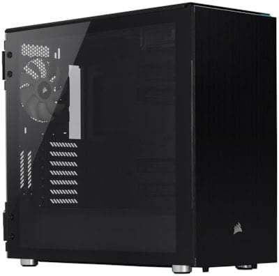 Corsair Carbide 678C PC Gehäuse (inkl. 3x 140-mm-Lüfter, Glas-Seitenfenster) für 112,90€ (statt 135€) - Newsletter!