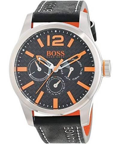 """Hugo Boss Orange Herrenuhr """"Paris"""" (1513228) für 79,99€ inkl. VSK (statt 112€)"""
