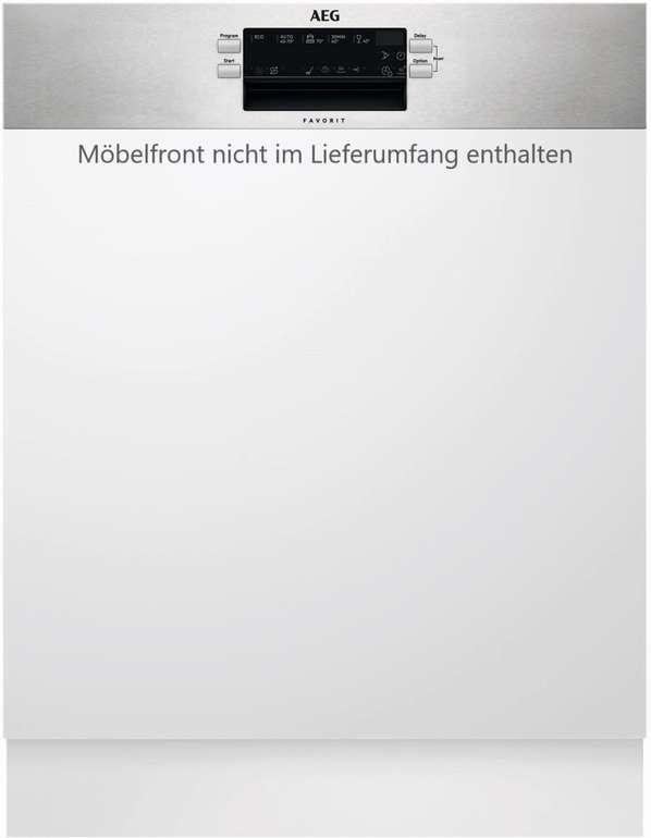 AEG FEE53600ZM Edelstahl Einbau-Geschirrspüler für 533,99€ inkl. Versand (statt 797€)