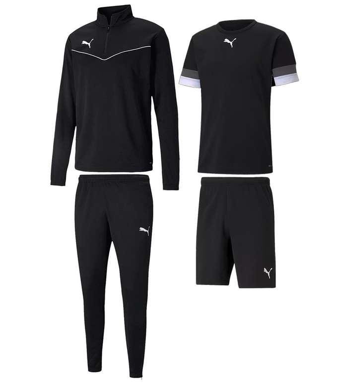4-tlg. Puma Rise Trainingsset (Jacke, Hose, T-Shirt, Short) für 39,95€ inkl. Versand (statt 55€)