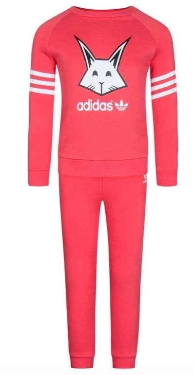 Adidas Originals Gift Set Rabbit Baby Trainingsanzug für 29,94€ inkl. Versand (statt 45€) - nur Größe 80 und 86!