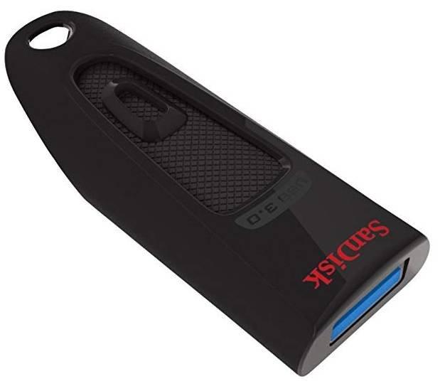 SanDisk Ultra 64GB USB 3.0 Stick bis 100MB/s für 7,79€ inkl. Versand (statt 13€) - Prime!