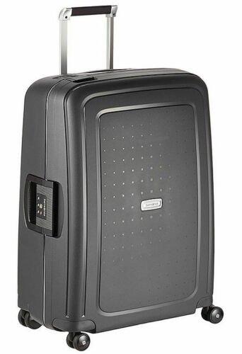 Samsonite S'Cure DLX Spinner Koffer (69 cm, 79 L, graphite) für 99€ inkl. Versand (statt 139€)