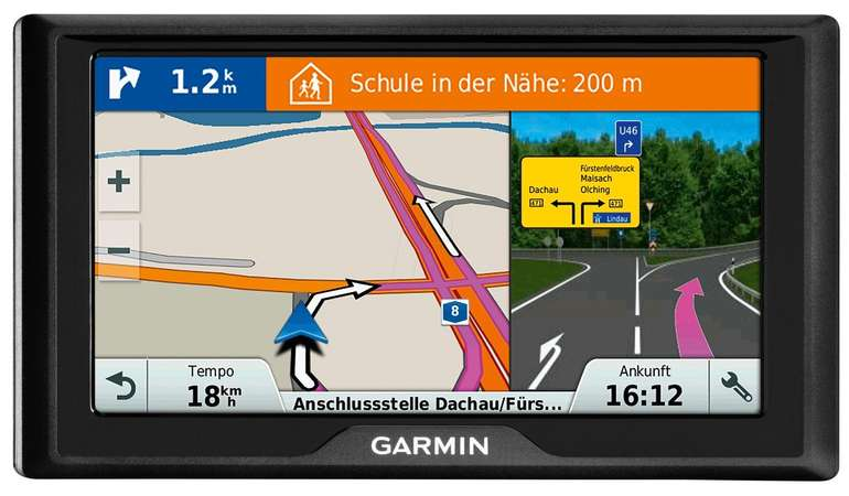Garmin Drive 51 LMT-S EU Navigationsgerät für 80€ inklusive Versand (statt 94€)