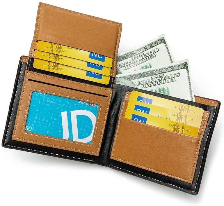 Joseko Herren Geldbörse für 6,75€ inkl. Prime Versand (statt 15€)
