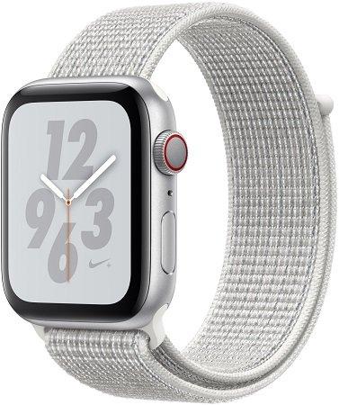 Apple Watch Series 4 Nike+ 44mm (GPS + Cellular) mit Sport Loop für 489,90€