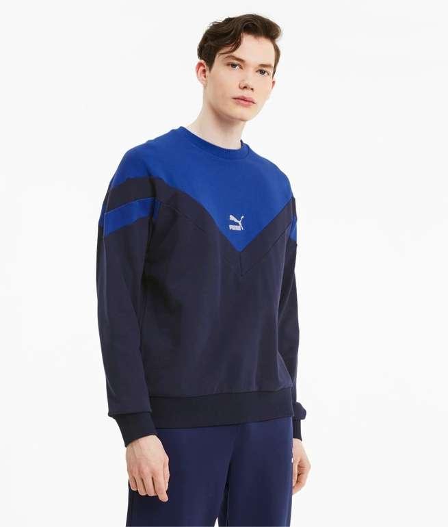 Puma Iconic MCS Herren Sweatshirt für 30,37€ inkl. Versand (statt 39€)