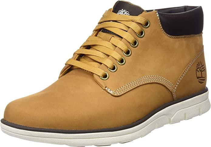 Timberland Herren Bradstreet Leather Sensorflex Chukka Stiefel für 54,31€ (statt 95€)
