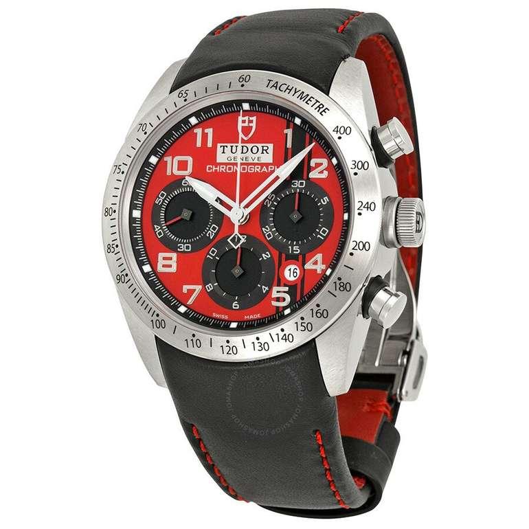 Tudor Fastrider Ducati Automatikuhr Chronograph (42mm, ETA 7753) für 2.968,28€ inkl. Versand (statt 4.469€)