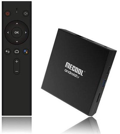 Mecool KM9 Pro Android TV Box für 34,77€ inkl. Versand (statt 50€)