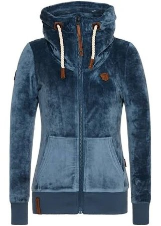 Naketano Sweatshirt Jacke in dunkelblau für 22,47€ inkl. Versand (statt 50€)