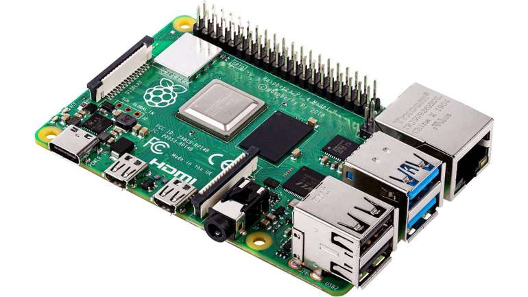 Raspberry Pi 4 B (2GB,4 x 1.5GHz) für 34,26€ inkl. Versand (statt 40€) - Sofortüberweisung!