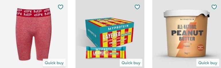 MyProtein UK 2