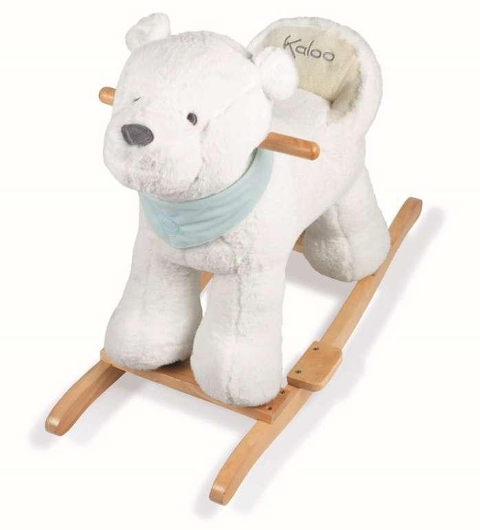Kaloo Les Amis Schaukelpferd - Eisbär für 69,99€ inkl. Versand (statt 88€)