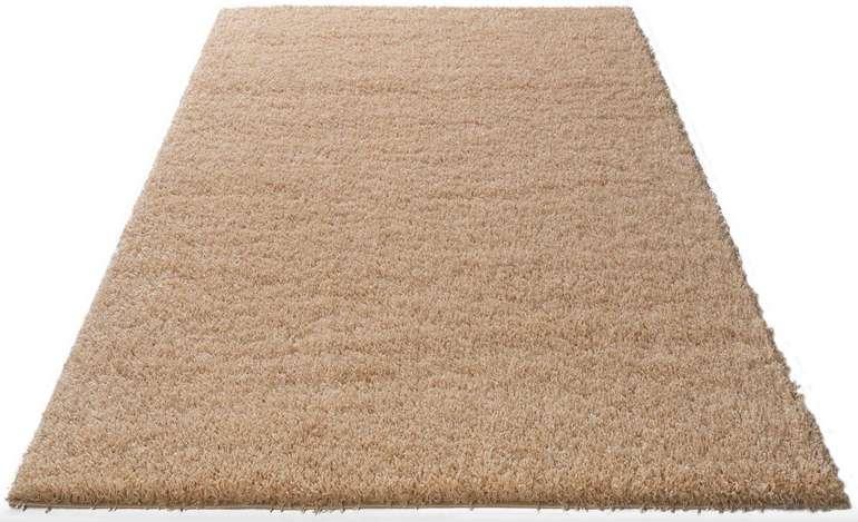 Home Affaire Viva Hochflor-Teppich (rechteckig, Höhe 45 mm, gewebt, 70 x 140cm) für 20,94€ (statt 50€)