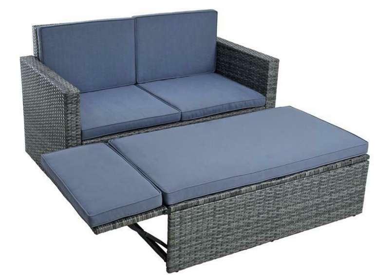 Estexo Polyrattan Lounge Essgruppe für 197,95€ inkl. Versand (statt 220€)
