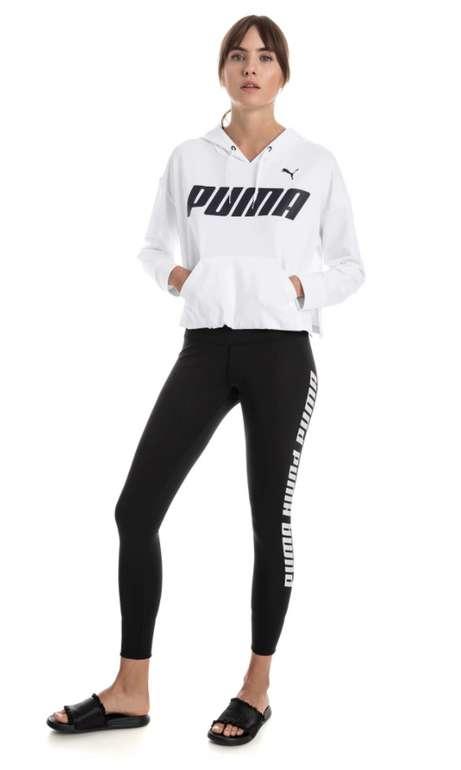 Puma Modern Sports Damen Hoodie in weiß oder schwarz für 29,59€ inkl. Versand (statt 41€)