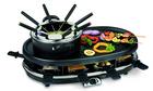 Trebs 99322 – 4 in 1 Multifunktionsgerät (Fondue, Grill, Raclette & Gourmet) 63€